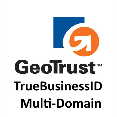 SSL сертификат True BusinessID Multi Domain